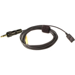 Voice Technologies VT500 Omnidirectional Miniature Lavalier Microphone for Sony UWP/WRT-805