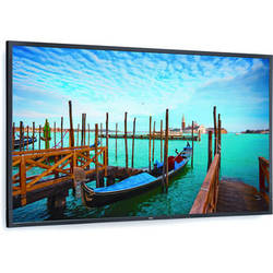 "NEC V552-AVT 55"" High-Performance LED Backlit Commercial-Grade Display"