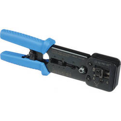 Platinum Tools 100054C EZ-RJPRO HD Crimp Tool