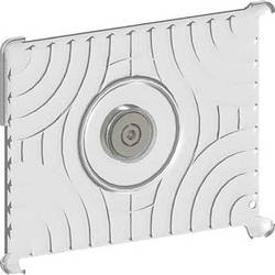 SANUS VTM16 Low-Profile Puck Mount with MagFit Case for iPad mini (Silver)