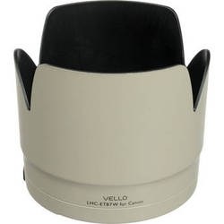 Vello ET-87W Dedicated Lens Hood (White)