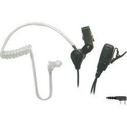 Eartec SST Headset with Push-To-Talk for Kenwood Radios