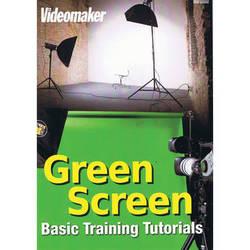 First Light Video Training DVD: Green Screen Basic Training