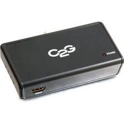 C2G HDMI Audio De-Embedder (Black)