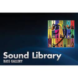 Kurzweil Bass Gallery CD-ROM for Kurzweil V.A.S.T. Series Instruments