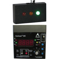 alzatex ALZM02A Presentation TimeKeeper System with LED Display (Black)