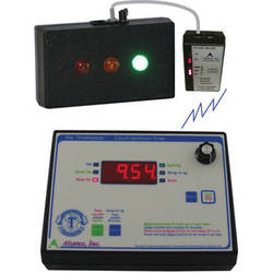 alzatex ALZM03A Presentation TimeKeeper System with LED Display (Black)