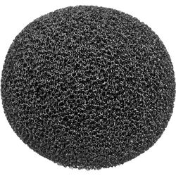 Auray WLF-OLM2-10 Foam Windscreens for Senal OLM2, Pearstone OLM2, Sennheiser ME2 and Sony UWP-V Microphones (10-Pack)
