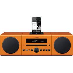 Yamaha MCR-B142 Micro Component System (Orange)