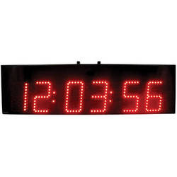 "alzatex DSP606B 6-Digit Display with 6"" High LED Digits"