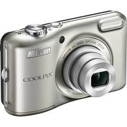 Nikon COOLPIX L28 Digital Camera (Silver)
