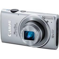 Canon PowerShot ELPH 330 HS Digital Camera (Silver)
