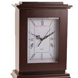 KJB Security Products C1577 SleuthGear Rectangle Clock Camera