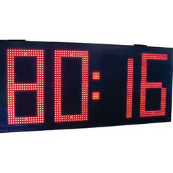 "alzatex DSP1504B 4-Digit Display with 15"" High LED Digits"