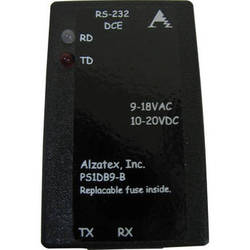 alzatex PS1DB9B RS232 to RJ11 Converter Module