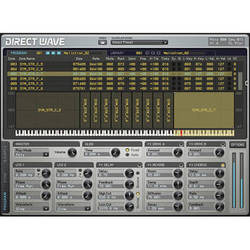 Image-Line DirectWave VSTi Sampler (Electronic Download)