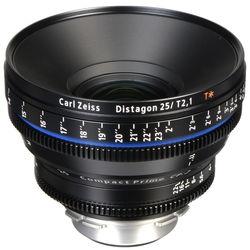 Zeiss CP.2 25mm T2.1 Compact Prime Lens (PL Mount)