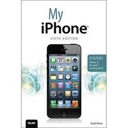 Pearson Education Book: My iPhone (6th Edition)