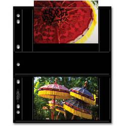 Print File BLK 46-4S Archival Album Pages (25-Pack)