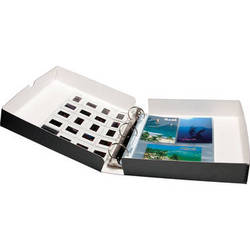 Print File GBB12112 Metal Edge Box Binder (Gray)