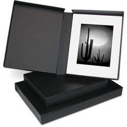 """Print File PBB14182 14 x 18"""" Clamshell Portfolio Box (Black)"""