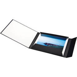 "Print File FOL811M-L 11 x 8"" Magnetic Folio Presentation Folder (Landscape)"