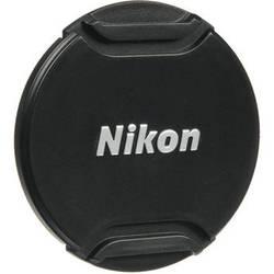 Nikon LC-N55B Front Lens Cap for 1 NIKKOR 10-100mm f/4.0-5.6 VR Lens (Black)