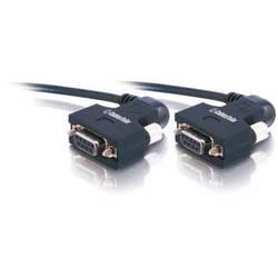 C2G 6' (1.8 m) Serial270 DB9 F/F Null Modem Cable (Black)