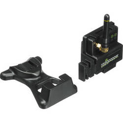 RadioPopper PX-RC Receiver with Canon Mounting Bracket