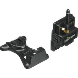 RadioPopper PX-RC Receiver with Canon Mounting Bracket (CE/Euro)