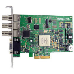 EPIX PIXCI A310 PCIe x4 Frame Grabber for High Resolution, High Quality, Analog Video