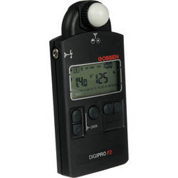 Gossen DigiPro F2 - Flash and Ambient Light Meter