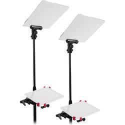 Prompter People Flex Presidential Prompter for iPad and Select Tablets (Pair)