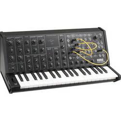 Korg MS-20 Mini - Monophonic Analog Synthesizer (Black)