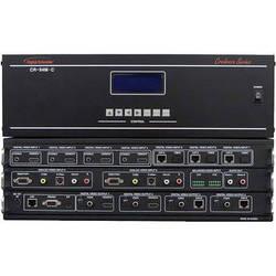 RTcom USA CR-94MC Credenza HYBRID Matrix Router
