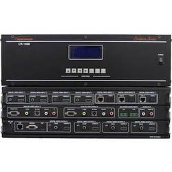RTcom USA CR-94M Credenza HYBRID Matrix Router