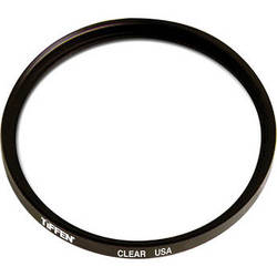 """Tiffen 4.5"""" Round Clear Standard Coated Filter"""