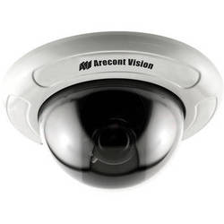 Arecont Vision AV2115DNv1 MegaVideo IP Day/Night Camera with Flush Mount Dome & Lens