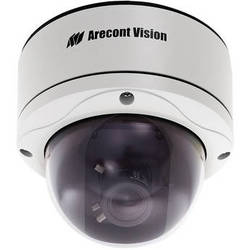 Arecont Vision AV3115v1 MegaVideo IP Day/Night Camera with Outdoor Surface Dome & Lens