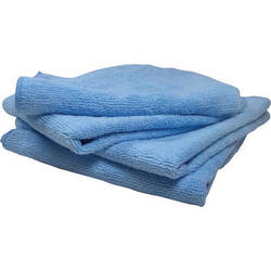 Endust Industrial-Quality Microfiber Towels (XL, 4-Pack)