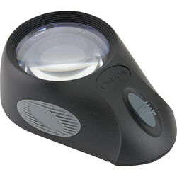 Carson 5x LumiLoupe Ultra Lighted Magnifier