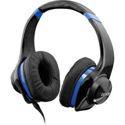 Denon Urban Raver On-Ear Headphones (Blue)