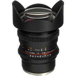Rokinon 14mm T3.1 Cine ED AS IF UMC Lens for Sony E Mount