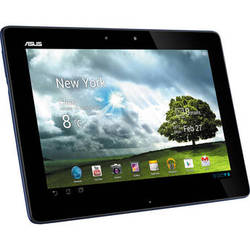 """ASUS 32GB Transformer Pad TF300T 10.1"""" Tablet with Docking Station (Blue)"""