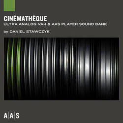 Applied Acoustics Systems Cinematheque Sound Bank and AAS Player Virtual Instrument Plug-in