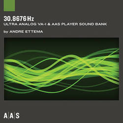 Applied Acoustics Systems 30.8676 Hz - Ultra Analog VA-2 Sound Bank (Download)