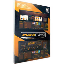 Overloud Mark Studio 2 Bass Amp Modeling Software (Upgrade from Mark Studio 1)