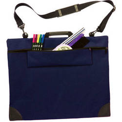 Start by Prat Start Series SF2-22DB-N SF2 Soft Side Portfolio Case (Dark Blue)
