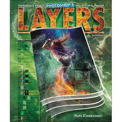 Pearson Education Book: Layers: The Complete Guide to Photoshop's Most Powerful Feature, 2nd ed.