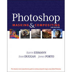 Pearson Education Book: Photoshop Masking & Compositing, 2nd ed.